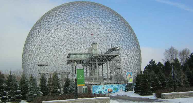 biosphere_in_montreal